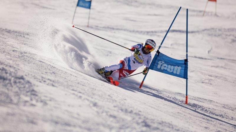 Reine du sprint, Amélie Wenger-Remond a remis ça en sprint parallèle et dans la Classic.