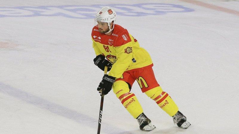 Hockey: Sierre affrontera Olten en play-off