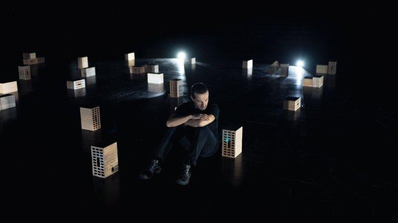 Monthey: le Valaisan Nicolas Turicchia danse avec ses souvenirs au Crochetan