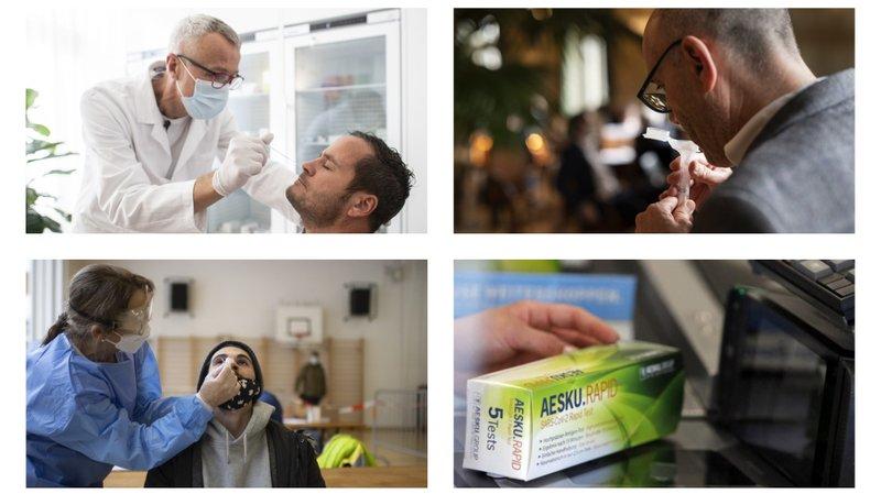 """Il est difficile de se retrouver dans la """"jungle"""" des tests de dépistage."""