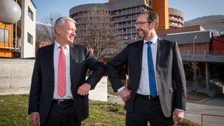Changement à la tête de l'Hôpital du Valais