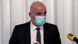"""Coronavirus: pour Alain Berset """"les scientifiques ont un rôle à jouer"""""""