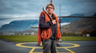 Le docteur Jacques Richon, monument du monde du secours en montagne valaisan, est décédé