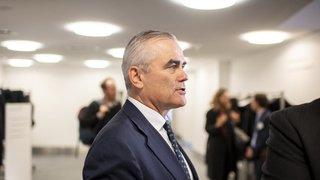 Banques: le patron de Credit Suisse a empoché 8,5 millions de francs en 2020