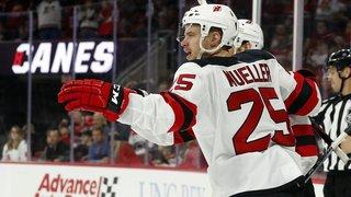 Hockey sur glace: Mirco Müller signe un triplé en Suède