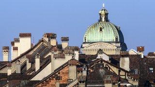 Actions pour le climat: la police intervient à Berne et Zurich