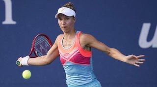 Tennis: la Zurichoise Viktorija Golubic en finale du tournoi de Lyon