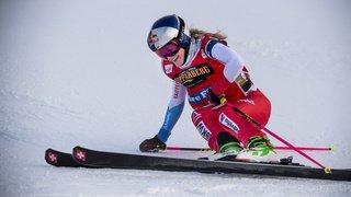 Skicross: la Vaudoise Fanny Smith s'offre un troisième Globe
