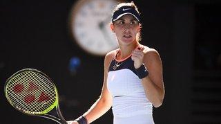 Tennis – Adelaïde: Bencic et Teichmann en demi-finales