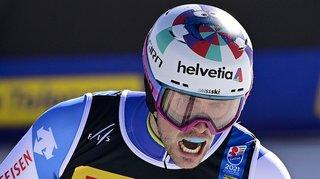 Ski alpin – Mondiaux de Cortina: Daniel Yule termine 5e du slalom, Foss-Solevaag sacré