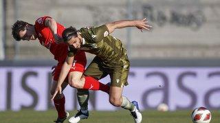 Super League: désillusion du FC Sion défait par Vaduz