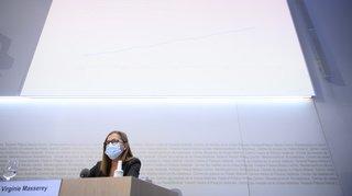 """Coronavirus: """"l'évolution de la situation reste incertaine"""", avertit l'OFSP"""
