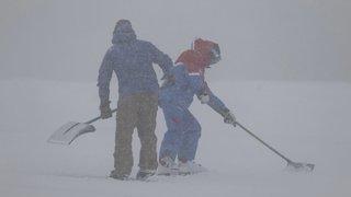 Ski alpin: la 1ère descente de Saalbach annulée à cause de la météo