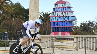 Cyclisme: Stefan Küng 2e du contre-la-montre final de Tirreno-Adriatico