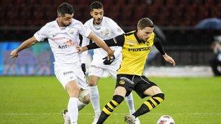 Football: Quentin Maceiras se sent de mieux en mieux aux Young Boys