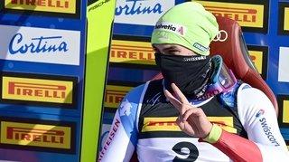 Mondiaux de Cortina: Daniel Yule rentre sans médaille mais avec le sourire
