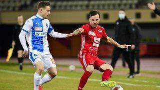 Football: la chasse aux gros convient bien à Michaël Perrier et au Stade Lausanne-Ouchy en Challenge League