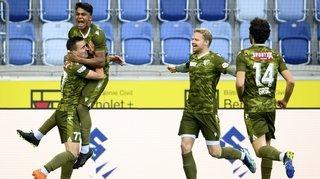 FC Sion: les notes des joueurs lors du match contre le Lausanne-Sport