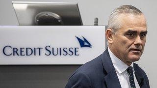 Credit Suisse: les affaires difficiles continuent de s'accumuler