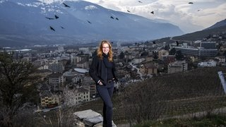 Désappareillée, Aline Fournier apprend à s'écouter