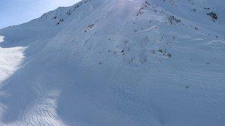 Mayens de Mase: un Valaisan victime d'une avalanche