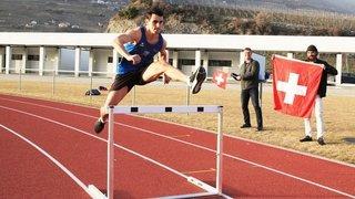 Athlétisme: Julien Bonvin se sent très seul sur la piste