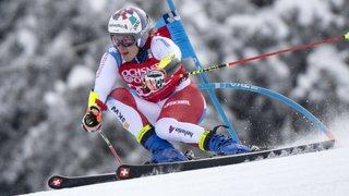 Ski alpin – 1ère manche du géant de Lenzerheide: Alexis Pinturault devant, Marco Odermatt 10e