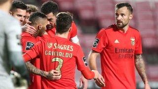 Football: un 9e but pour Seferovic dans le championnat portugais