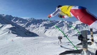 Les meilleurs skieurs suisses attendus dans le val d'Anniviers pour les Nationaux de ski alpin