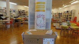 Bibliothèques valaisannes: collecter des crayons pour mieux partager