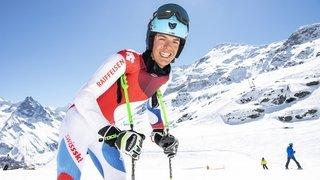 Nationaux de ski alpin: Damien Revey, le géant qui se plaît en slalom