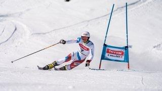 Bastien Dayer remporte le classement général de la Coupe du monde de télémark