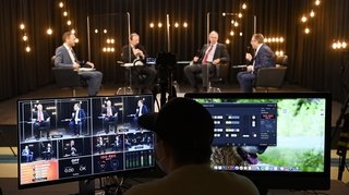 Les deux débats filmés du «Nouvelliste» en vue du second tour au Conseil d'Etat valaisan