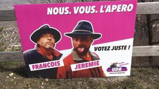 Cantonales 2021: Serge ist auf Kanal 9, «l'Union des branleurs», les perles de la campagne sur les réseaux (épisode 15)