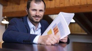 Mathieu Giroud: «On devrait créer un statut juridique pour les conseillers communaux miliciens»