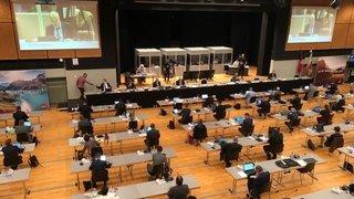 Parlement: le PDC du Valais romand n'aura plus qu'un groupe, l'UDC renonce à se dédoubler