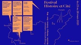 Histoire et Cité: s'évader sur le thème du voyage grâce à des conférences en ligne