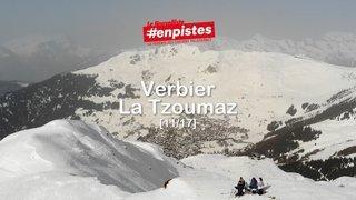 Lancement #enpistes La Tzoumaz | 24.02.2021