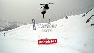 Lancement #enpistes Verbier | 06.03.2021