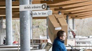 L'accès aux déchetteries de Sierre et d'Uvrier est simplifié pour les usagers
