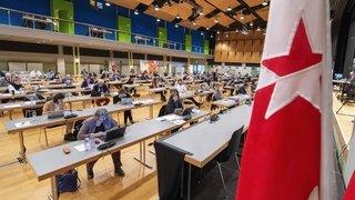 Constituante: huit des douze candidats francophones au Grand Conseil ont été élus