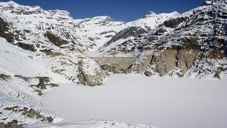 La vallée du Trient attend 140millions du barrage de Barberine pour 2022