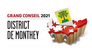Cantonales 2021: les candidates et candidats au Grand Conseil du district de Monthey