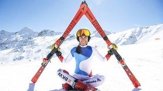 Nationaux de ski alpin à Zinal: Malorie Blanc, l'hiver des grandes premières