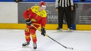 Hockey: une défaite sans conséquence pour le HC Sierre