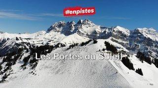 Lancement #enpistes Portes du Soleil | 02.01.2021