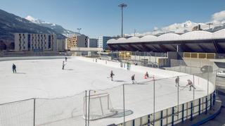 Sion: la patinoire et le Jardin des neiges de Tourbillon ferment ce samedi