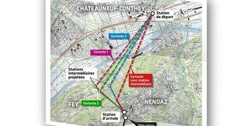 Une télécabine à 40millions pour relier Conthey et Nendaz