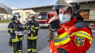 Sierre: pour former leurs chauffeurs, les pompiers créent un escape game urbain
