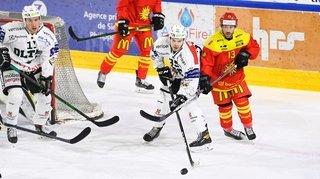 Hockey: Sierre peut ranger les patins la conscience tranquille